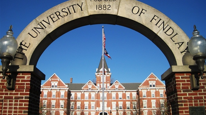 University of Findlay Entrance